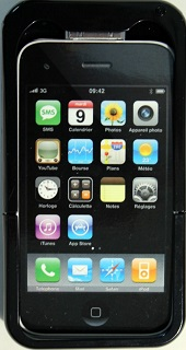 iPhone 3g akkukotelo