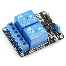 5V 2 Two Channel Relay Module With Optocoupler PIC ARM DSP AVR F
