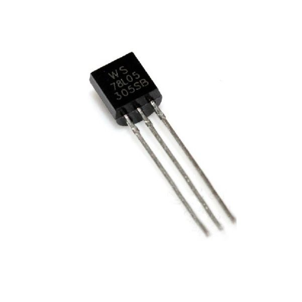 78L06 Ws Reg Ldo 6V .1A Ic TO-92