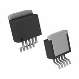 LM2596S-5.0 LM2596 5V TO-263 Voltage Regulator