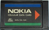 Nokia Cellular data card