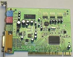 Creative Labs CT4810 PCI Sound Card