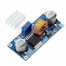 DC to DC 4V-38V to 1.25V-36V 5A Step Down Power Supply Buck Modu