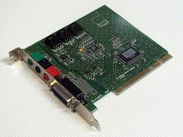 Creative Soundblaster ES1371 Pci Sound card
