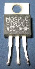 F12C20C Transistor POWER RECTIFIERS MOSPEC TO-220