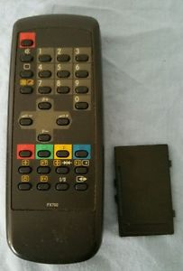 HITACHI TV REMOTE FX702 for C1432TB C2122T CP2122T CP2155TA CS20