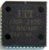 MSP2400 Multistandard Sound Processor PLCC