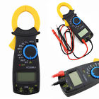 Electronic Digital Clamp Multimeter AC DC Volt Voltage Amp Ohm T