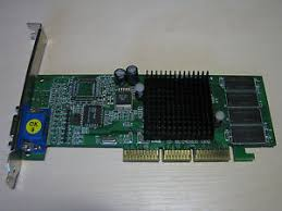 nVidia GeForce 2 MX 400 (GM 3000-32) AGP 32MB SDR