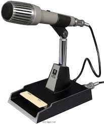 KENWOOD MC50 DESK MICROPHONE
