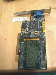 MATROX DELL 672-04 REV: A 00056505 PCI VGA