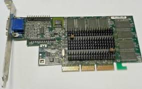 Matrox 846-0201 G4+M4A16DG VGA 16MB 4x AGP Video Card